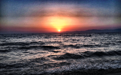 Günbatımı